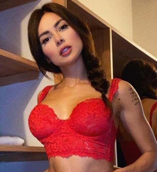 Escort busty sandra, hot girl in vienna